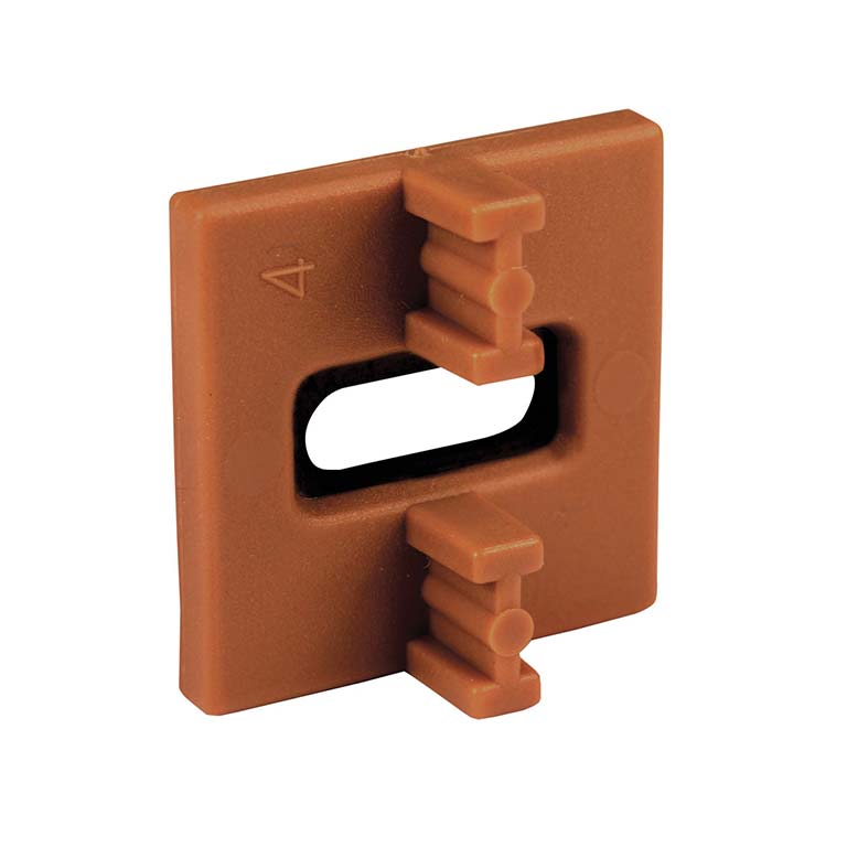 DeckWise® Extreme4® hardhout clip