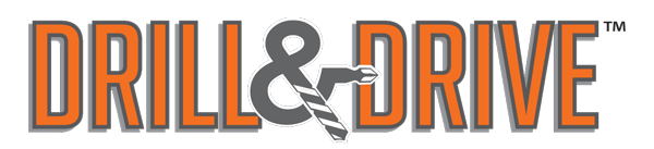 drill and drive logo