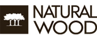 natural wood logo