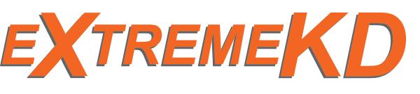 Logotipo de DeckWise® ExtremeKD™