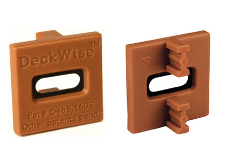 Sujetador para madera DeckWise® Extreme4™