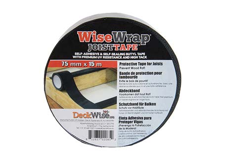 deckwise wisewrap® joisttape™